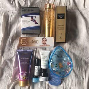 Set of 5 beauty items